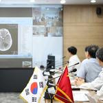 인하대병원, 중국 인민병원과 뇌종양 환자 '화상 다학제 협진' 진행