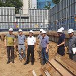 안양시 대형 건설현장 6곳 안전관리실태 점검