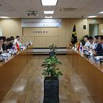 중국 롄운항시 위원회 인천항 방문
