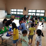 양평서 '꿈의학교 스포츠스태킹' 축제