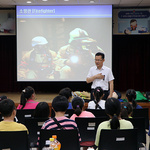 하남소방서, 드림스타트 초등생 30여 명에  맞춤형 안전교육