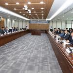 인천공항 입점 상업시설 대표단과 공정경제 간담회 개최