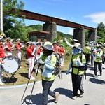 'DMZ 155마일 걷기' 대원들 연천 땅 밟았다