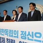 '독립유공자 후손' 국회의원들의 아베 정부 향한 일침