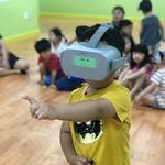 광명 청년창업지원센터 '스윔어바웃'·'어린이 VR'  따뜻한 기부
