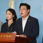 다시 거리로 나가는 한국당