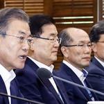 文, 남북미 대화 국면 유지 집중… 북한에 역지사지 자세 강조