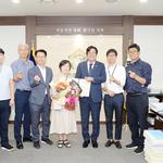 파주시의회, 신계숙 맞춤형복지팀장 '이달의 칭찬공무원' 선정