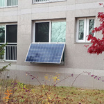 부천시, 아파트 등 170가구에 '베란다형 미니태양광 발전소' 보급 추진