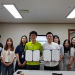 성남 상대원3동복지관-성남사랑홈케어, 취약층 세탁기 청소 서비스 협약