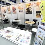 국제방송영상마켓… 썰렁한 일본 방송 부스