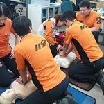 양평소방서, 펌뷸런스 대원 응급처치 역량 교육 실시