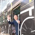 KTX 광명역~개성 평화철도 타고 소풍… '光明이 보인다'
