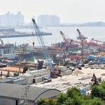 3억짜리 바지선 검사·수리비만 1억 예부선업계 내달 법 시행에 발 동동