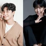 배우 박서준, 주보영 ,'단편의 얼굴상' 심사