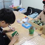 구리남양주교육지원청, 학업중단 예방 위센터 진로체험 부스 운영