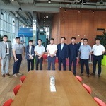 """""""중고차수출단지 관리 노하우 전수를"""" 군산시, 인천 관련 업·단체에 '러브콜'"""