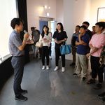 여주 창명여중·경기관광고 교사, 여주 독립 만세운동 전시장 등 방문
